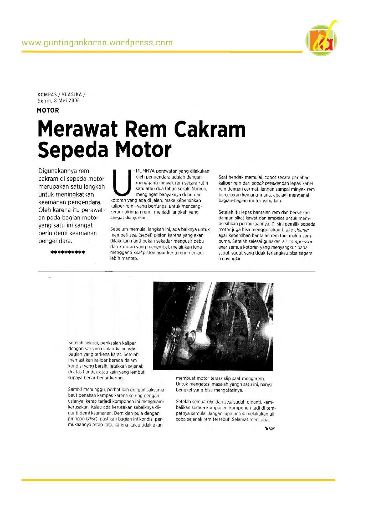 Download Buku Otomotif Sepeda Motor Pdf Free Nalmeriel