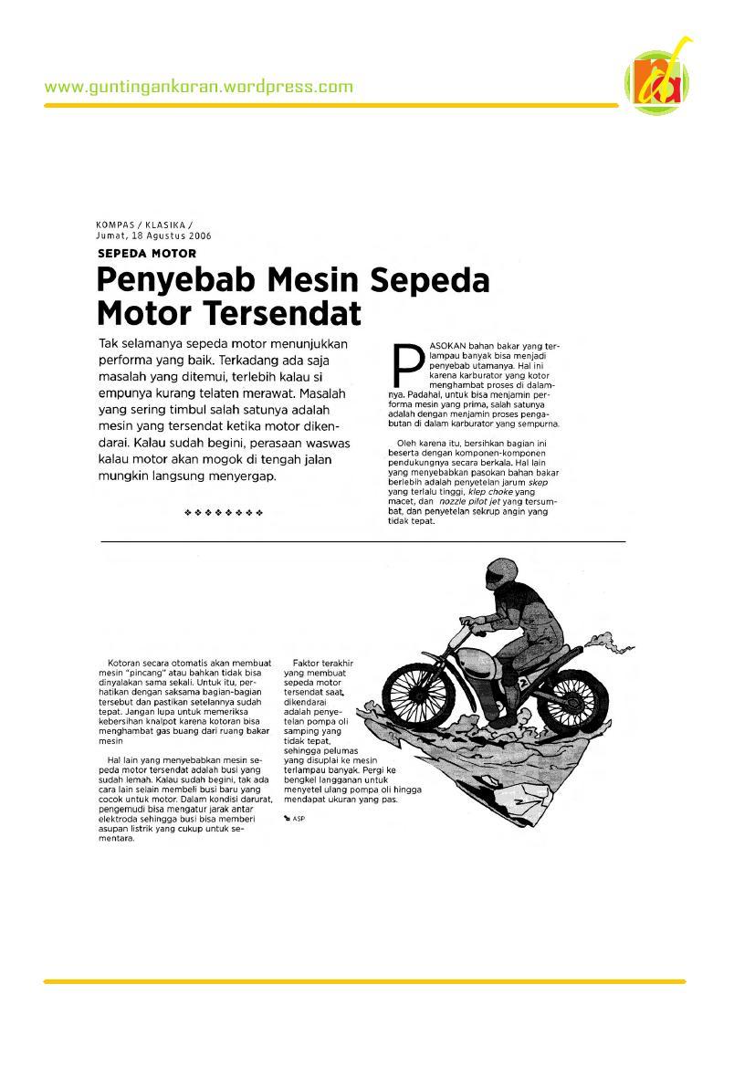 Download image Penyebab Mesin Sepeda Motor Tersendat PC, Android ...